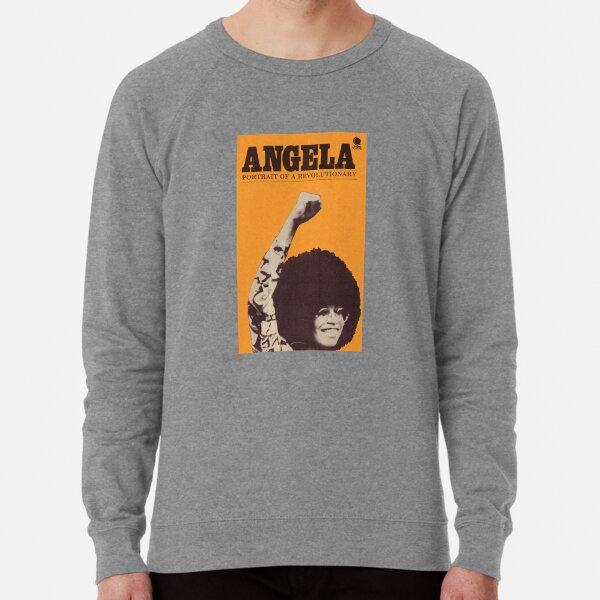 Angela Davis - Portait Of A Revolutionary Lightweight Sweatshirt