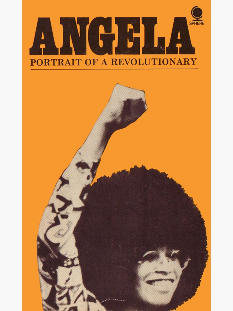 Angela Davis - Portait Of A Revolutionary by yussername