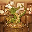 Sous Chef by MishMonster