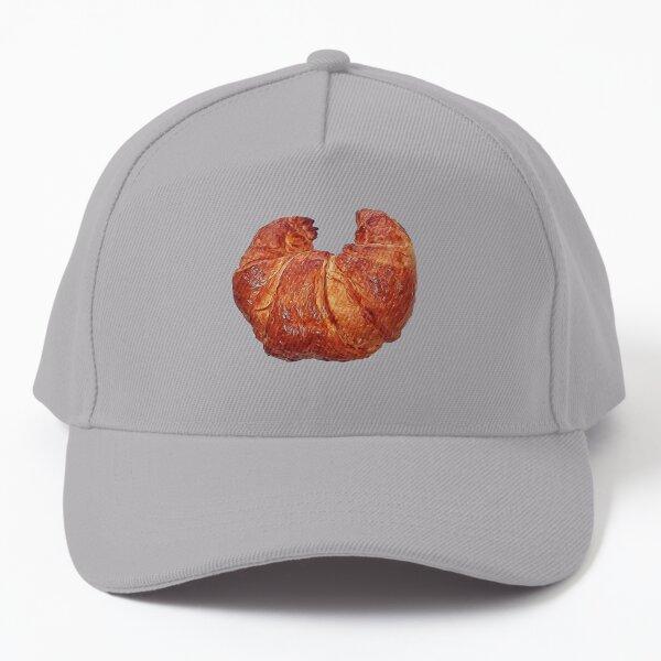 Simple Croissant Baseball Cap