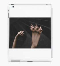 Crowded hands iPad Case/Skin