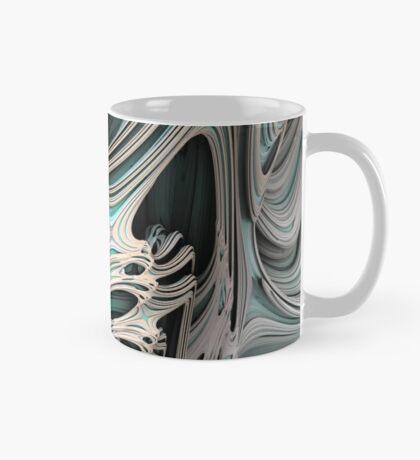 Cosmic creature #Fractal B Mug