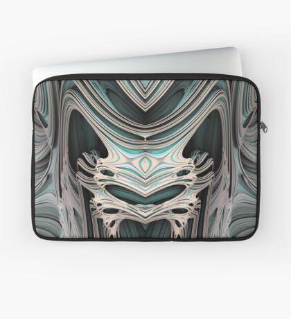 Cosmic creature #Fractal B Laptop Sleeve