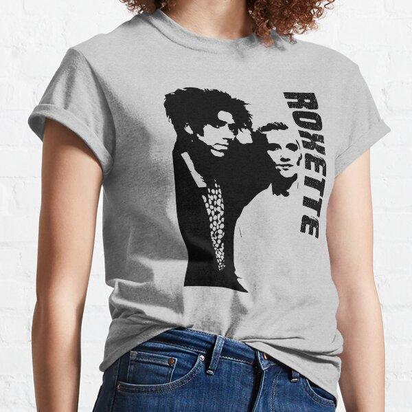 Roxette-Illustration, Roxette-Kunst Classic T-Shirt