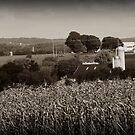 an Amish farm by nastruck