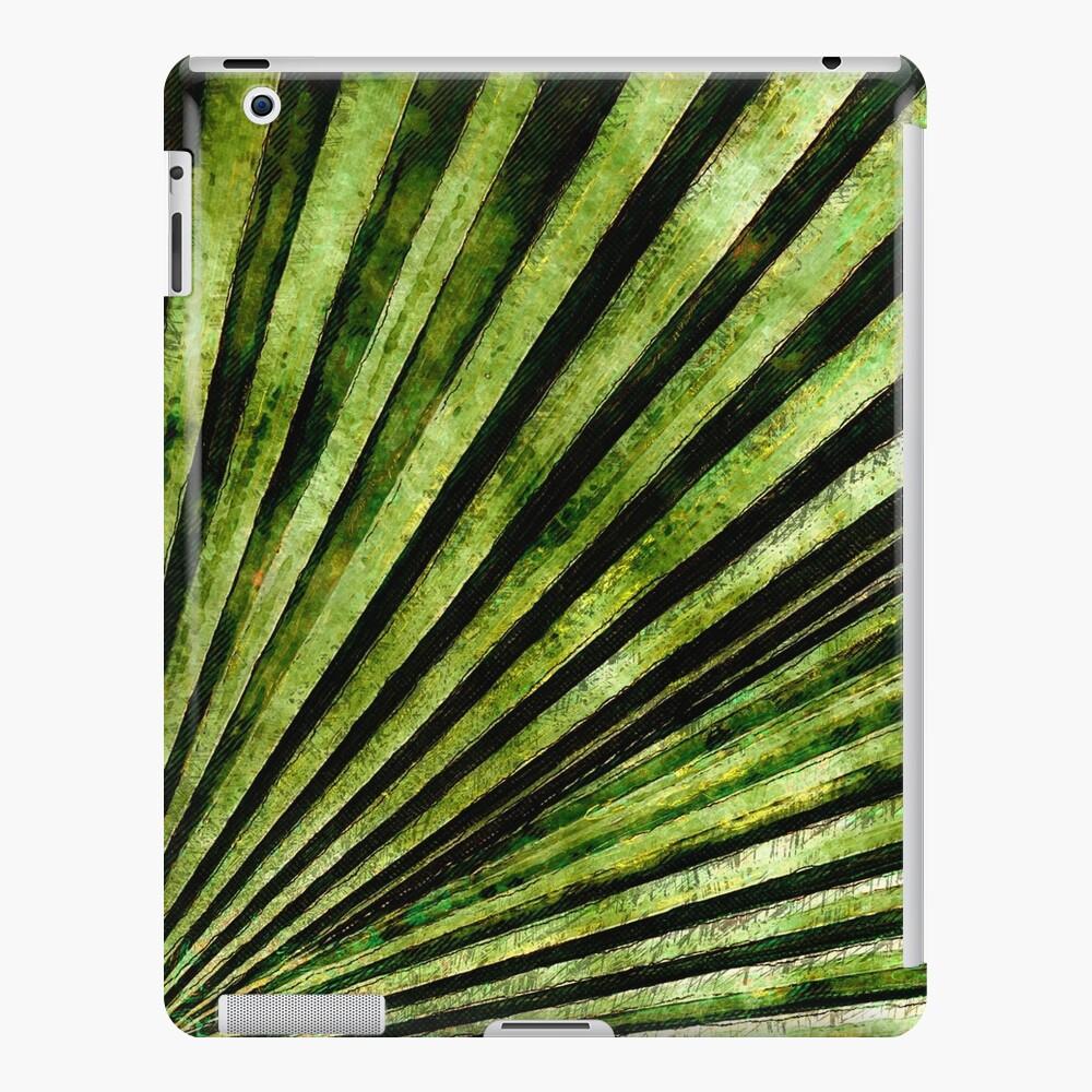 Green Palm Tree Frond iPad Case & Skin