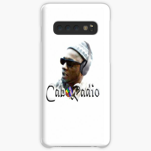 CaboRadio Coque rigide Samsung Galaxy
