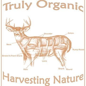 Truly Organic Venison by HarvestingNatur