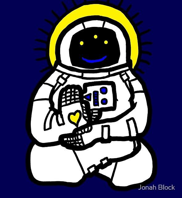Spirit Astronaut by Jonah Block