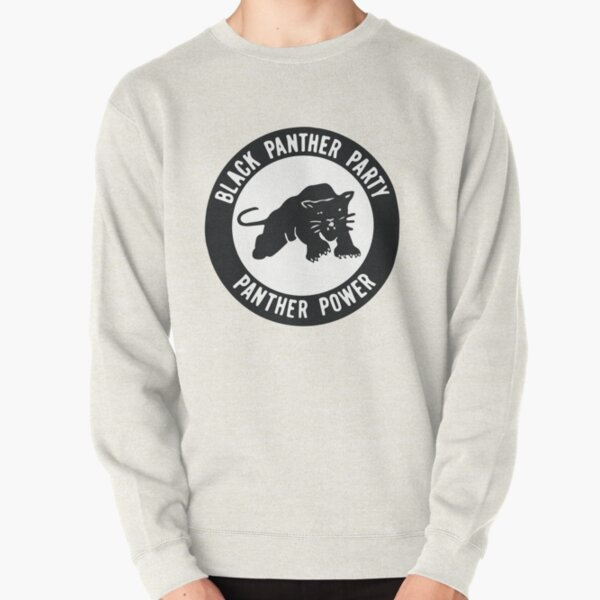 Black Panther Party - panther power Pullover Sweatshirt
