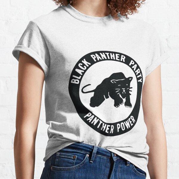 Black Panther Party - puissance de la panthère T-shirt classique