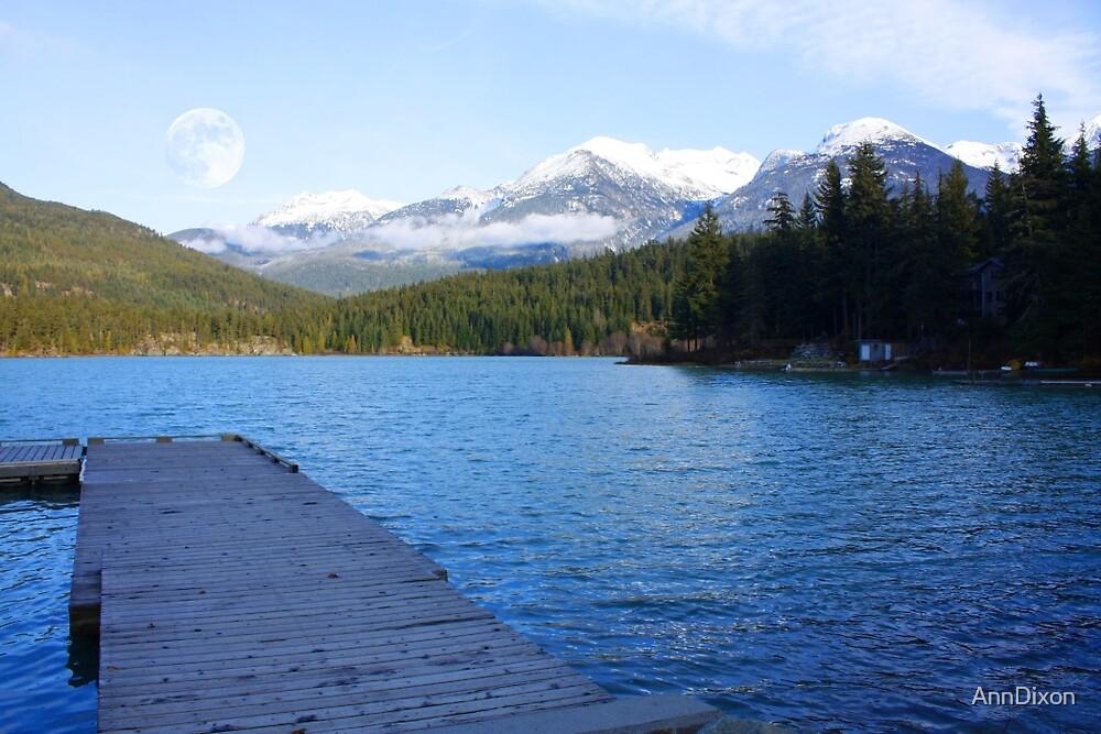 Pemberton, BC, Canada (View Large) by AnnDixon