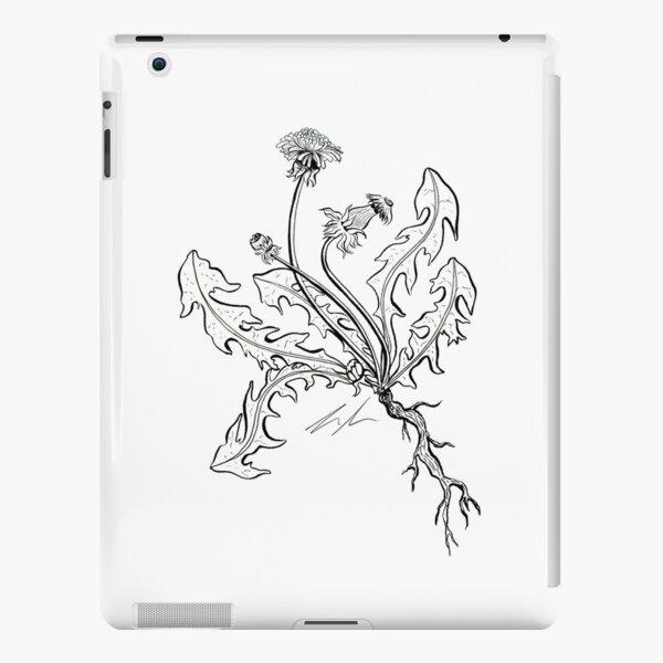 Blackberry Branch iPad Snap Case