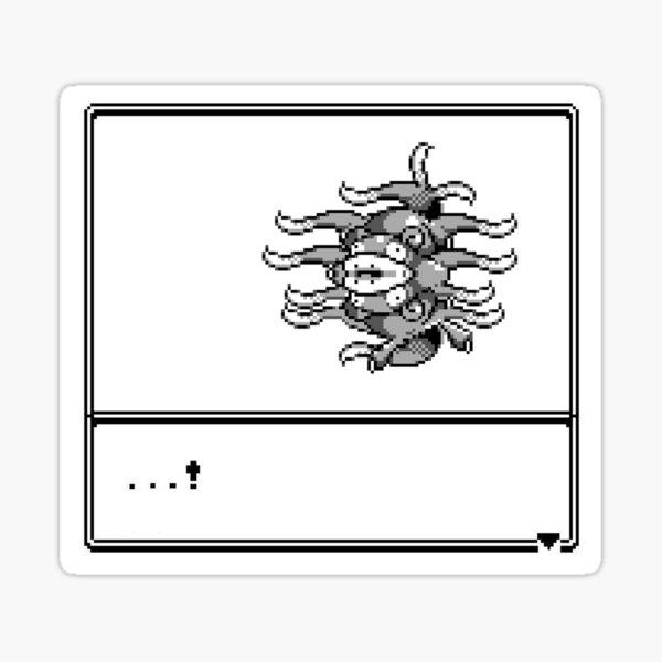 Slowpoke Event  Sticker