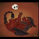 Manticore by MishMonster
