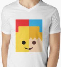 Boys Toy Men's V-Neck T-Shirt