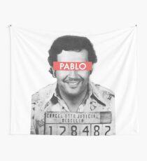 Pablo Emilio Escobar Gaviria Wall Tapestry