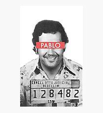 Pablo Emilio Escobar Gaviria Photographic Print