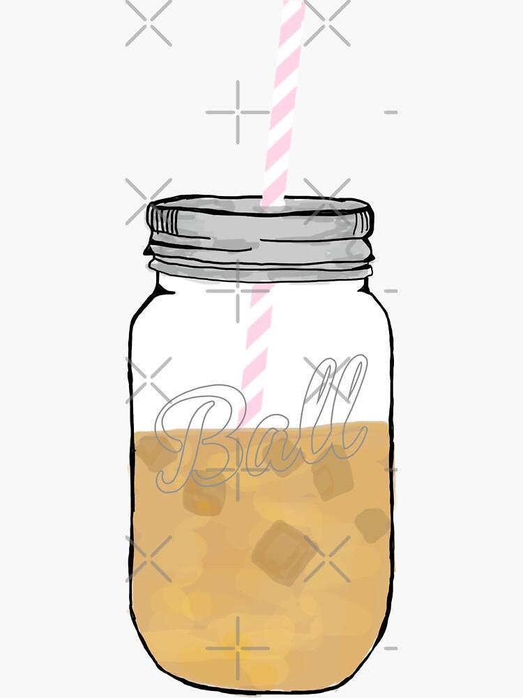 love iced coffee by lolosenese