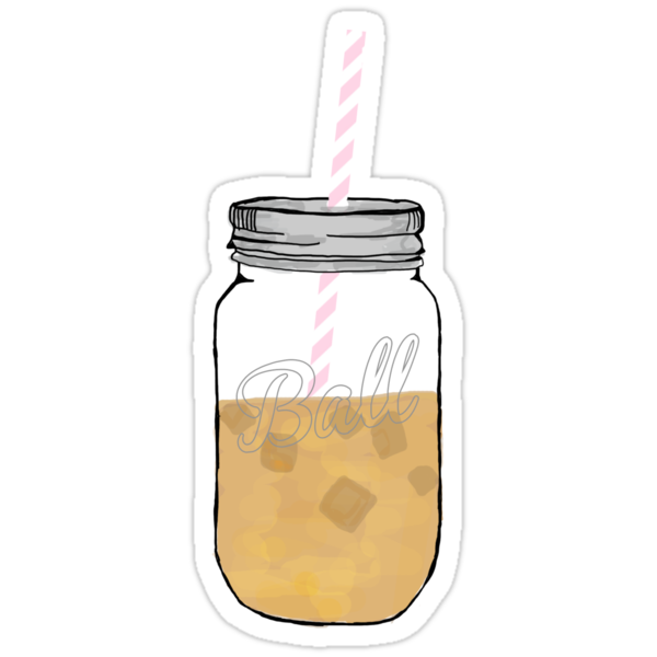 Quot Bitches Love Iced Coffee Quot Stickers By Lolosenese Redbubble