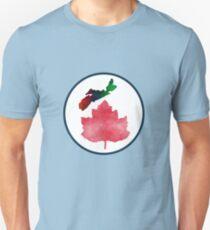 I Love Nova Scotia Canada Unisex T-Shirt
