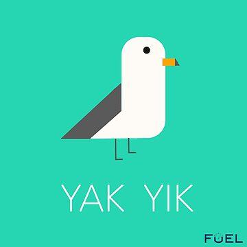 Yak Yik EC FUEL by zbmiddie