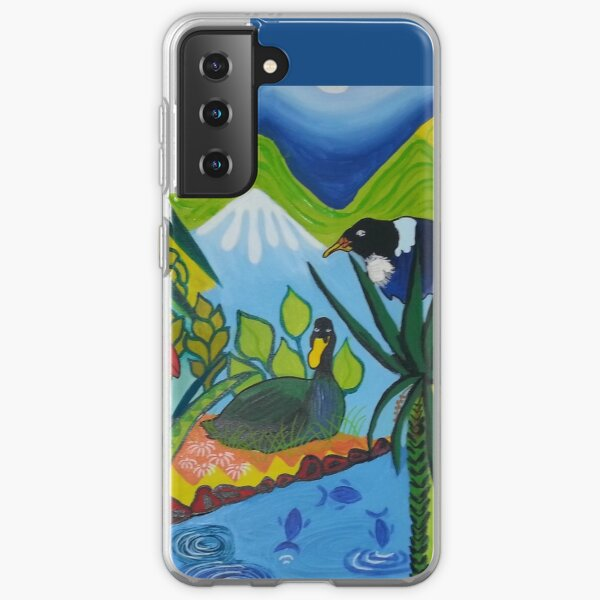 Waitaks Samsung Galaxy Soft Case