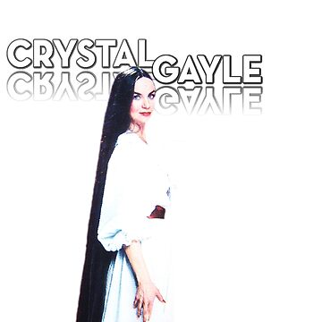 Crystal Gale - Reflection by retropopdisco