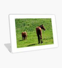 caballos  Laptop Skin