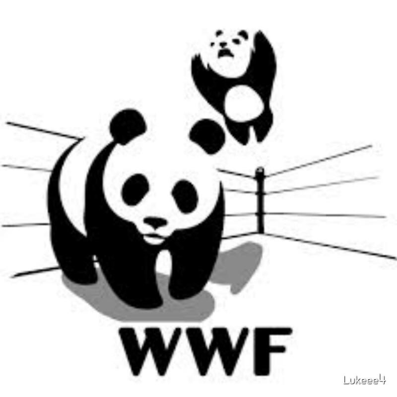 WWF Panda Wrestling (Parody)