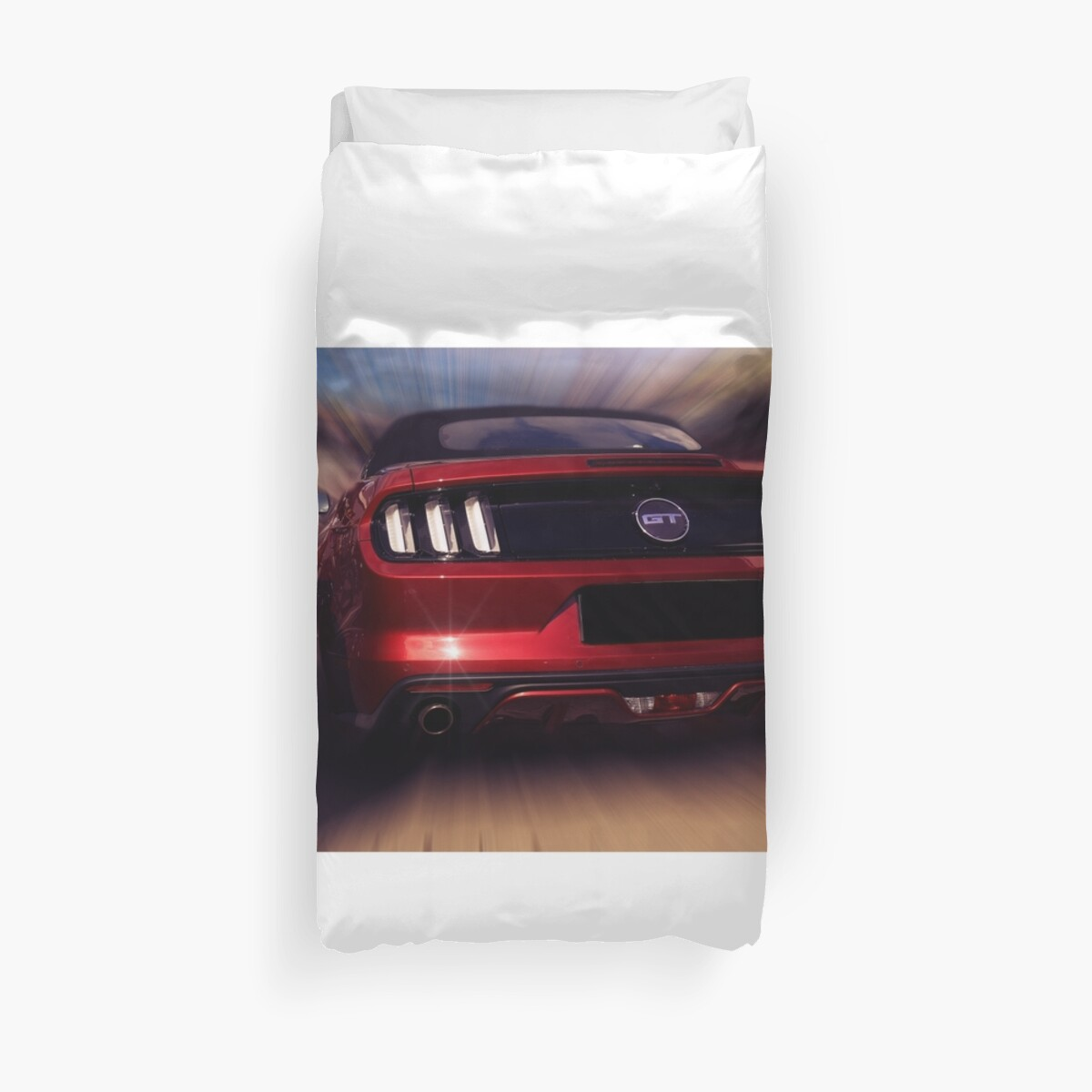 Ford Mustang Gt By Hottehue