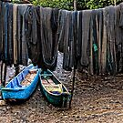 Drying Nets by Paul Wolf