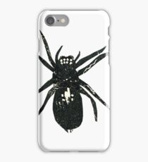 Grafic Spider iPhone Case/Skin