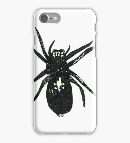 Grafic Spider iPhone Case/Skin