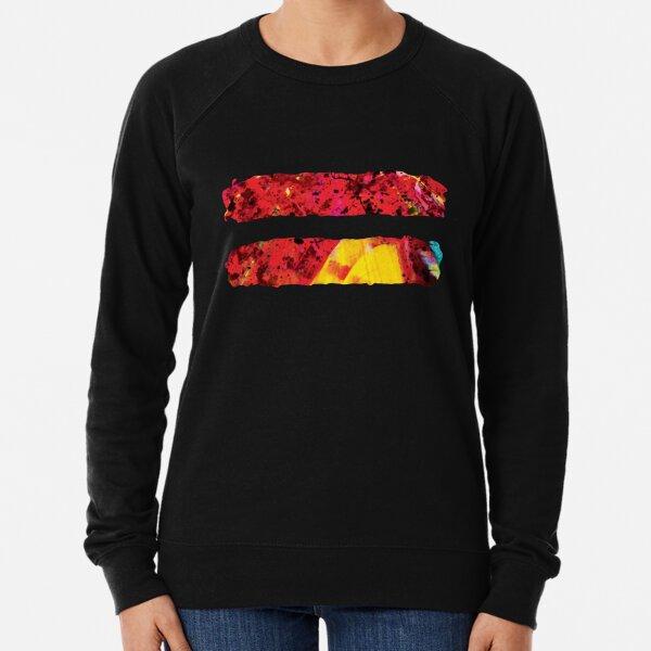 Ed Sheeran equals red Lightweight Sweatshirt