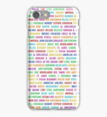 Broadway Theatres (2) iPhone Case/Skin