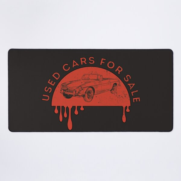 Used Cars For Sale Desk Mat