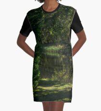 Airthrey Loch Graphic T-Shirt Dress
