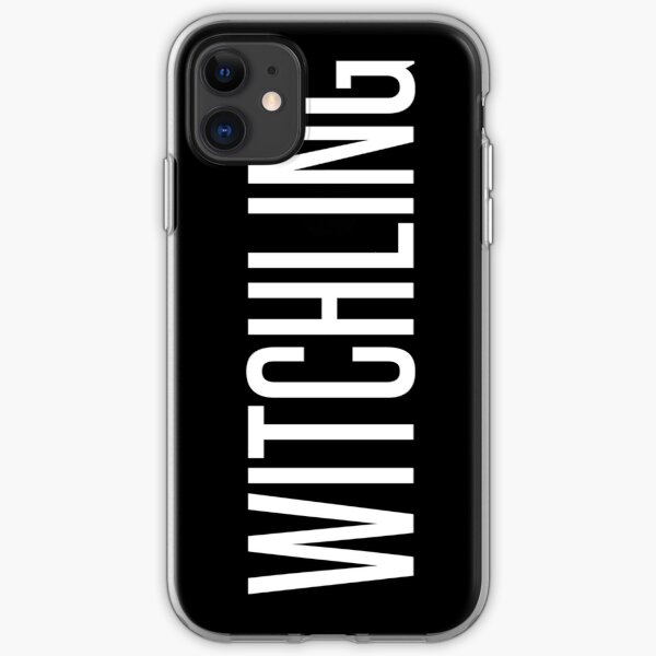 witchling iPhone Soft Case