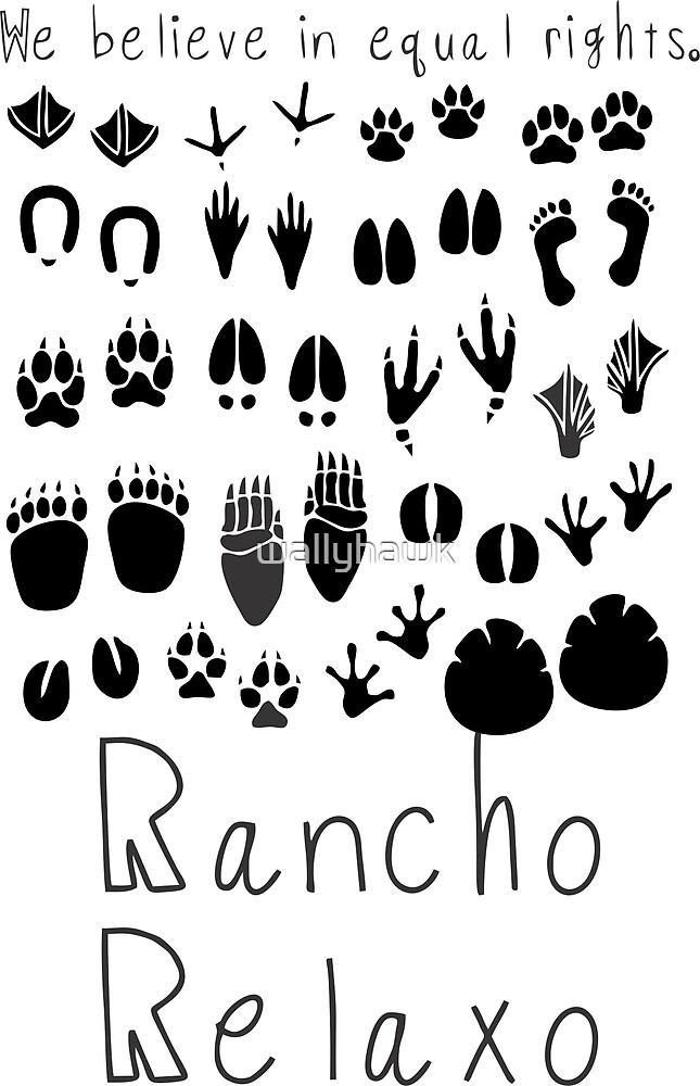 Classic Rancho Relaxo by wallyhawk