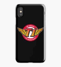 SK Telecom T1 league of legends team iPhone Case/Skin