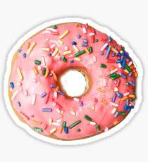 Pegatina Espolvorear Donut