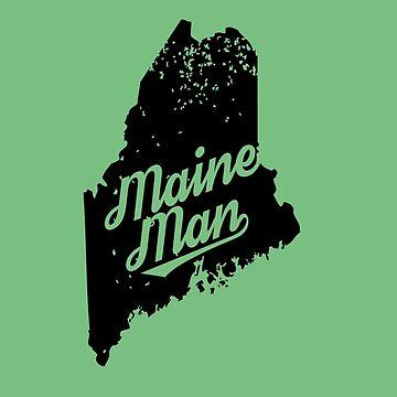 Maine Man  by JoeStraz
