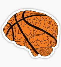 Basketball Head! Sticker