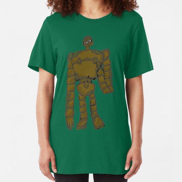 Robot Slim Fit T-Shirt