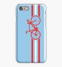 Bike Stripes Austria v2 iPhone Case/Skin