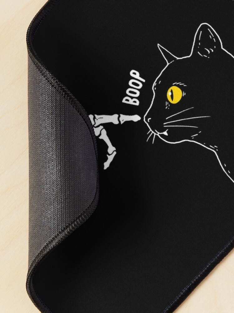 Alternate view of Spooky Boop Mouse Pad