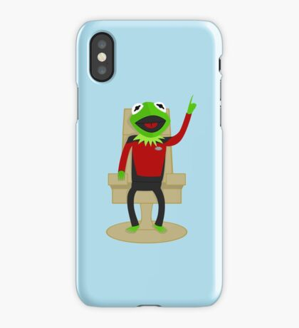 Jean Luc Pikermit iPhone Case