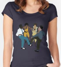 It's A House Party!  Women's Fitted Scoop T-Shirt