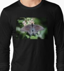 Spicebush Swallowtail Papilio Troilus Long Sleeve T-Shirt